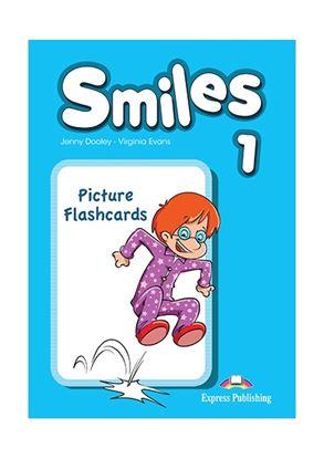 Εικόνα της SMILEYS 1 PICTURE FLASHCARDS (INTERNAT