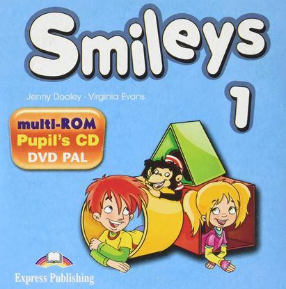 Εικόνα της SMILEYS 1 PUPILS MULTI ROM PAL (INTERN