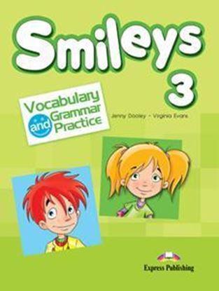 Εικόνα της SMILES SMILEYS 3 VOCABULARY & GRAMMA