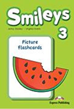 Εικόνα της SMILES SMILEYS 3 PICTURE FLASHCARDS