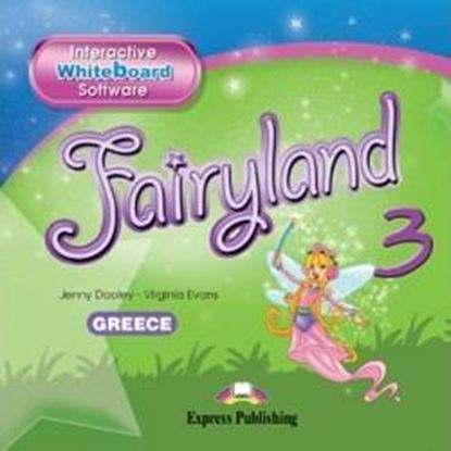 Εικόνα της FAIRYLAND 3 INTERACTIVE WHITEBOARD SOFTWARE VER.2