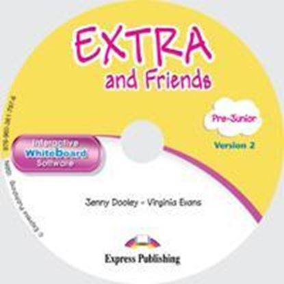 Εικόνα της EXTRA & FRIENDS PRE-JUNIOR INTERACTIVE WHITEBOARD SOFTWARE