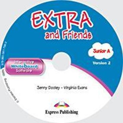 Εικόνα της EXTRA & FRIENDS JUNIOR A INTERACTIVE WHITEBOARD SOFTWARE