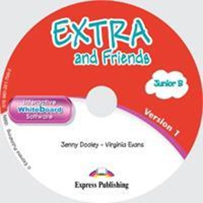 Εικόνα της EXTRA & FRIENDS JUNIOR B INTERACIVE WHITEBOARD SOFTWARE