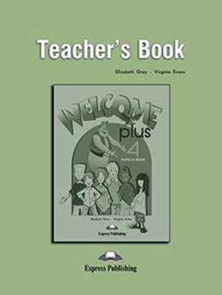 Εικόνα της Welcome Plus are split editions of the Welcome series, specifically designed to accommodate a six-level primary course.Welcome P