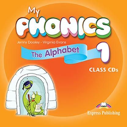 Εικόνα της MY PHONICS 1 ALPHABET CD CLASS (2)