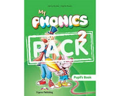Εικόνα της MY PHONICS 2 PUPIL'S BOOK (WITH CD) (Ι