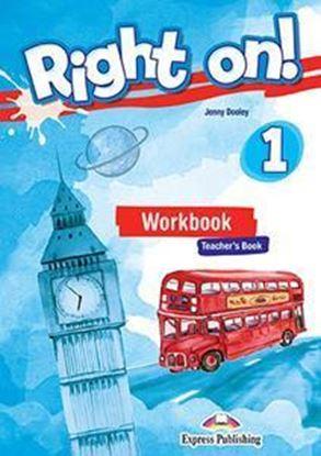 Εικόνα της RIGHT ON! 1 WBK TEACHER S BOOK
