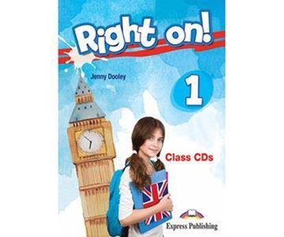 Εικόνα της RIGHT ON ! 1 CD CLASS