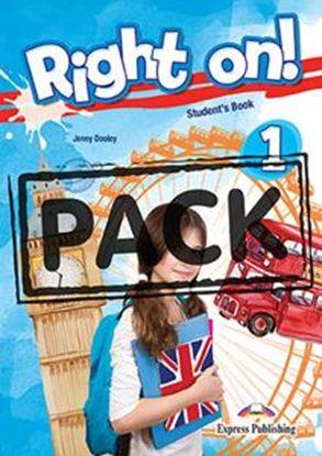 Εικόνα της RIGHT ON 1 JUMBO PACK (WITH GRAMMAR INTERNATIONAL)
