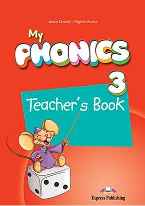 Εικόνα της My Phonics 3 - Teacher's Book (with Cross-Platform Application)