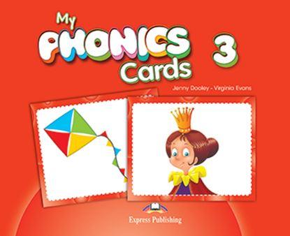 Εικόνα της My Phonics 3 - Cards