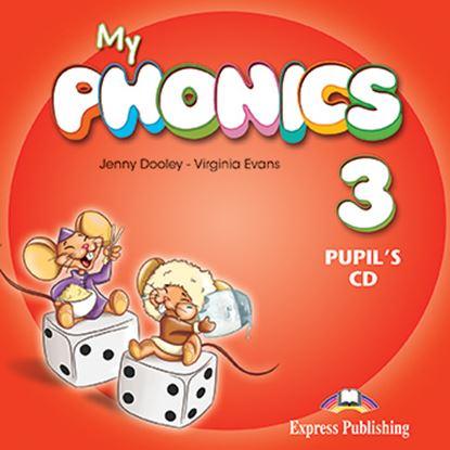 Εικόνα της My Phonics 3 - Pupil's Audio CD