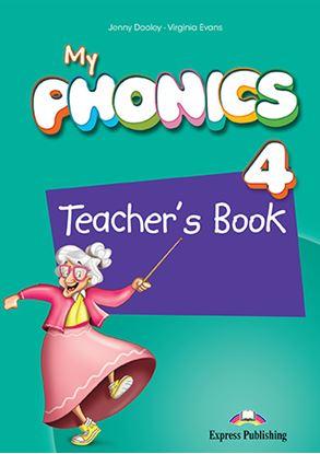 Εικόνα της My Phonics 4 - Teacher's Book (with Cross-Platform Application)