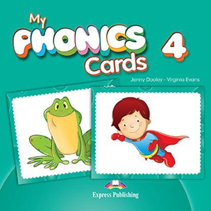Εικόνα της My Phonics 4 - Cards