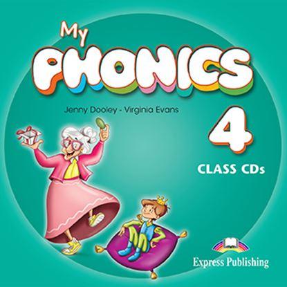 Εικόνα της My Phonics 4 - Class Audio CD (set of 2)