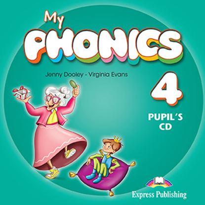 Εικόνα της My Phonics 4 - Pupil's Audio CD