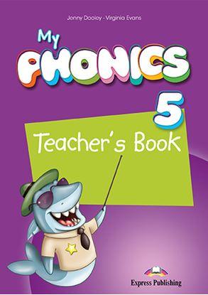 Εικόνα της My Phonics 5 - Teacher's Book (with Cross-Platform Application)