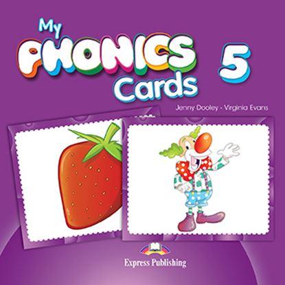 Εικόνα της My Phonics 5 - Cards