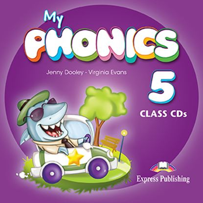 Εικόνα της My Phonics 5 - Class CDs (set of 2)