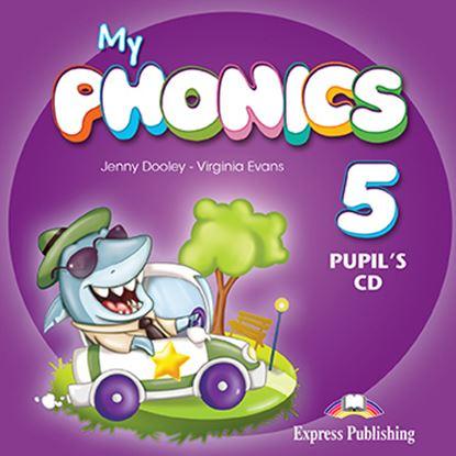 Εικόνα της My Phonics 5 - Pupil's CD