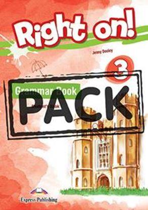 Εικόνα της RIGHT ON ! 3 GRAMMAR GREEK EDITION (+ DIGIBOOKS APP)