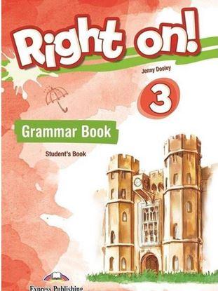 Εικόνα της RIGHT ON ! 3 GRAMMAR INTERNATIONAL EDITION (+ DIGIBOOKS APP)