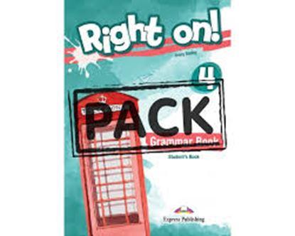 Εικόνα της RIGHT ON ! 4 GRAMMAR (+ DIGIBOOKS APP)