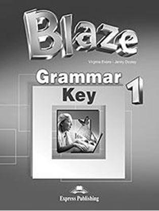 Εικόνα της BLAZE 1 GRAMMAR BOOK GREEK KEY