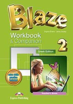 Εικόνα της BLAZE 2 WORKBOOK & COMPANION TEACHER'S BOOK