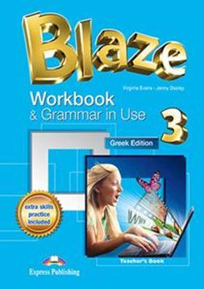Εικόνα της BLAZE 3 WKBK & GRAMMAR IN USE TEACHER'S BOOK