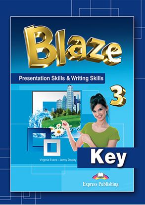 Εικόνα της BLAZE 3 PRESENTATION SKILLS KEY