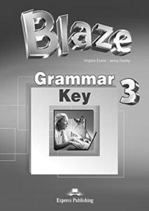 Εικόνα της BLAZE 3 GRAMMAR KEY
