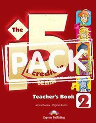 Εικόνα της INCREDIBLE 5 TEAM 2 TEACHER'S BOOK (+POSTER)