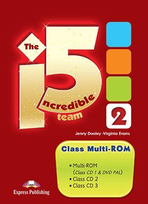 Εικόνα της INCREDIBLE 5 TEAM 2 MULTI-ROM CLASS PAL (GREECE)