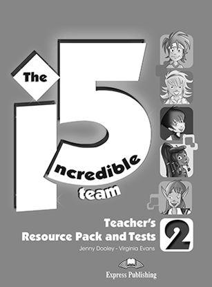 Εικόνα της INCREDIBLE 5 TEAM 2 TCHR'S RESOURCE PACK (GREECE)