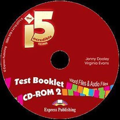Εικόνα της INCREDIBLE 5 TEAM 2 TEST CD-ROM