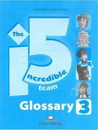 Εικόνα της INCREDIBLE 5 TEAM 3 GLOSSARY