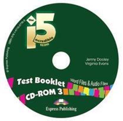 Εικόνα της INCREDIBLE 5 TEAM 3 CLASS MULTI-ROM CD
