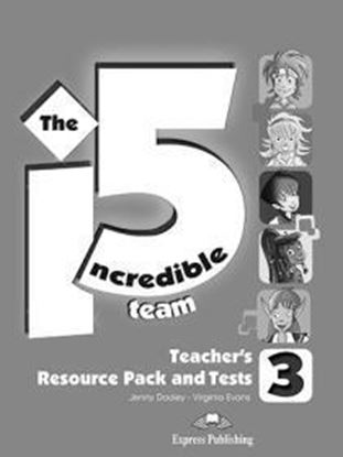 Εικόνα της INCREDIBLE 5 TEAM 3 TEACHER'S RESOURCE PACK