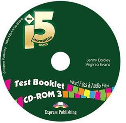 Εικόνα της INCREDIBLE 5 TEAM 3 TEST CD-ROM