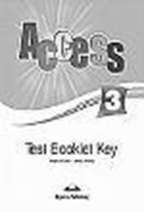 Εικόνα της ACCESS 3 TEST BOOKLET KEY