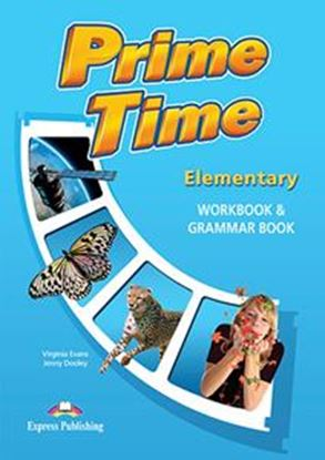 Εικόνα της PRIME TIME ELEMENTARY WORKBOOK & GRAMMAR (+DIGI-BOOK)