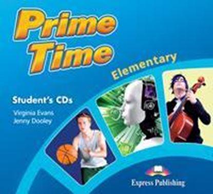 Εικόνα της PRIME TIME ELEMENTARY STUDENT'S CDs(2)