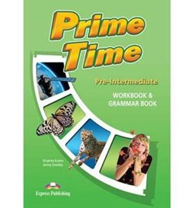 Εικόνα της PRIME TIME PRE-INTERMEDIATE WORKBOOK & GRAMMAR