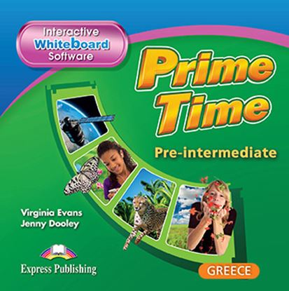 Εικόνα της Prime Time Pre-Intermediate - Interactive Whiteboard Software