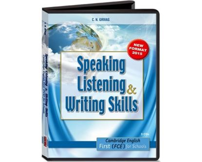 Εικόνα της FCE: SPEAKING,LISTENING & WRITING CDs