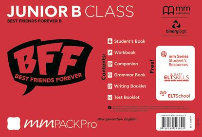 Εικόνα της MM PACK PRO Jb CLASS BFF - BEST FRIENDS FOREVER