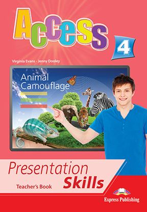 Εικόνα της Access 4 - Presentation Skills - Teacher's Book