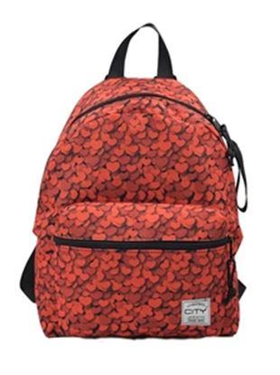 Εικόνα της ΤΣΑΝΤΑ CITY RAINBOW SPECIAL 21916 RED HEARTS